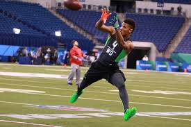 Nfl Combine Wr Bench Press 2016 Nfl Combine Wide Receiver Results Pitt Wr Tyler Boyd Mostly