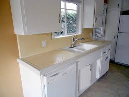 resurface kitchen countertops kitchen backsplash ideas with white cabinets and dark countertops