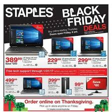 staples black friday 2017 ad best staples black friday deals sales