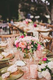 best 25 pink wedding centerpieces ideas on pinterest pink