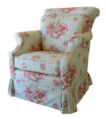Extraordinary Chair Upholstery Scalamandre Chintz Upholstered Club Chair Room
