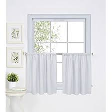 White Cafe Curtains White Cafe Curtains