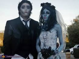 Corpse Bride Costume And Victor From Corpse Bride Costume