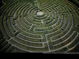 61 best labyrinth images on pinterest mandalas labyrinth maze