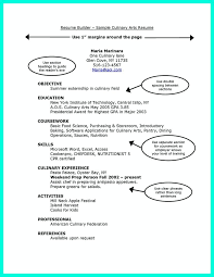 Machinist Resume Samples by Culinary Resume Templates