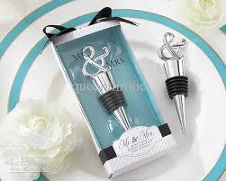 wine stopper wedding favors wholesale wedding favors gifts mr mrs bottle wine stopper