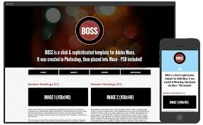 free muse template musewebsite themes