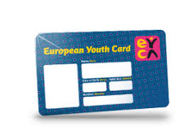 european youth card kiosk