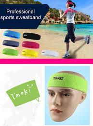 dri sweat headband comfortable sweatband cotton dri sweat headband badminton