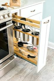 Kitchen Cabinet Shelf Hardware by Pull Out Kitchen Cabinet Organizers Photo 8 Cabinet Pull Out