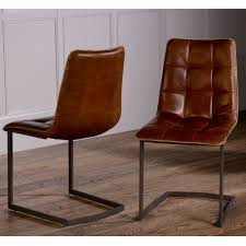 Leather Dining Chair Dolomite Leather Dining Chair Oak Dining Table Dining Chairs And