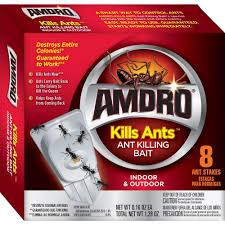 amdro kills ants bait stakes 8 pack 100522342 the home depot