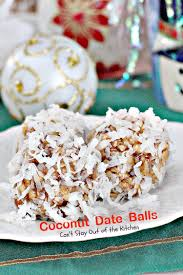 thanksgiving dates last 10 years coconut date balls can u0027t stay out of the kitchen