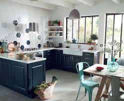 photo deco cuisine deco cuisine blanc et bois 7 d233co cuisine cagne c244t233