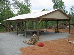 Pole Barn Roofing Pole Barn Kits Ga Slp