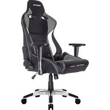 desk chair gaming akracing prox gaming office computer chair game seats black gray