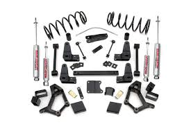 toyota 4wd 4 5in suspension lift kit for 90 95 toyota 4wd 4 runner 736 20