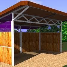 fienili prefabbricati box e scuderie per cavalli fienili e sellerie legnonaturale