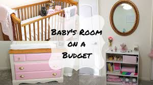 baby u0027s room on a budget how to decorate a nursery for under 200