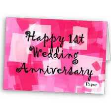 1st year wedding anniversary 1st wedding anniversary gift ideas the wedding specialiststhe