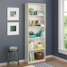 South Shore White Bookcase by Altra Furniture Core Bank Alder Open Bookcase 9424301pcom The