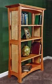 Woodworking Shelf Plans by Office Bookcase Plans Furniture Plans And Projects