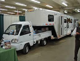 Ford Diesel Truck Pull - 2 ton trucks verses 1 ton trucks comparing class 3 trucks to