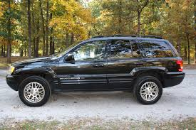 lowered jeep grand cherokee jeep grand cherokee 3 1 2003 review specifications and photos
