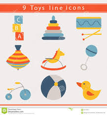 margarita icon baby toys icon stock vector image 66743873
