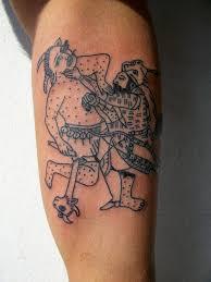 the satanic verses u2022 contrariwise literary tattoos