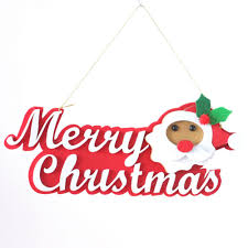 high quality merry christmas sign promotion shop for high quality
