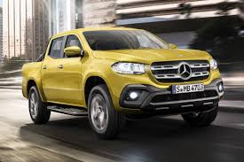 mercedes pickup new mercedes x class pick up truck unveiled pictures mercedes