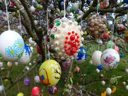 german easter egg tree beauty will save viola beauty in everything