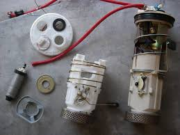 how to repair a ficht fuel injection fuel pump pressure