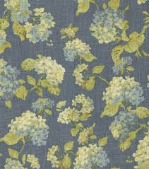 waverly home decor fabric home decor print fabric waverly rolling meadow chambray joann