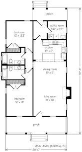 Two Bedroom House Plans by Best 25 Square House Plans Ideas Only On Pinterest Square House