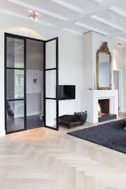 clean glass fireplace doors best 25 fireplace glass doors ideas on pinterest glass doors