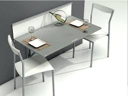 table inox cuisine tablette murale cuisine table murale rabattable wall by cancio table