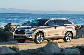 toyota highlander vs nissan pathfinder 2014 toyota highlander review automobile magazine