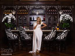 Home Decor Sales Magazines by See Tamar Braxton U0027s At Home Champagne Bar