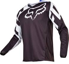 black motocross jersey fox motorcycle jacket fox 180 race mx shirt jerseys u0026 pants