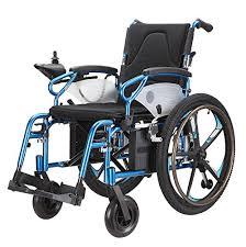 Drive Wheel Chair Lightweight Dual Function Foldable Power Wheelchair Polymer Li
