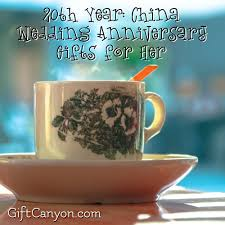 20th wedding anniversary gift 20th year china wedding anniversary gifts for gift
