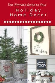 holiday home decor shopping guide birkley lane interiors