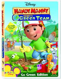 handy manny manny u0027s green team u201d audiohollywood net