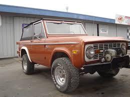 baja bronco 1989 ford bronco for sale