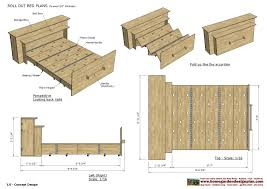 Home Construction Plans Home Garden Plans Rob100 Roll Out Bed Plans Construction