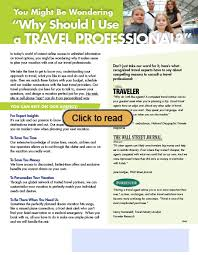 why use a travel agent images Travel agency partners in travel services inc why use a travel agent jpg