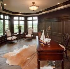 interior decorate your beautiful home design with best cowhide
