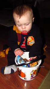 Halloween Costumes 8 Month Boy Cutest Harry Potter Baby Homemade Halloween Costume